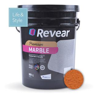 Revear Marble Revestimiento Colores Medios X 30kg - Prestigio