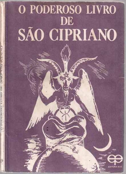 O Poderoso Livro De São Cipriano