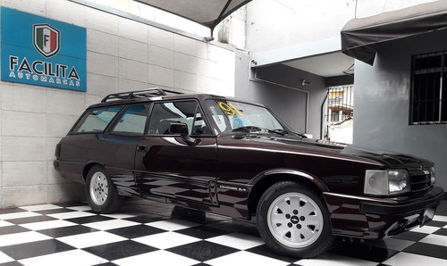 Chevrolet Caravan Comodoro 4.1 Impecável Toda Restaurada