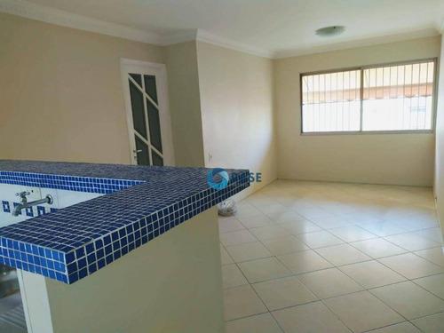 Imagem 1 de 30 de Apartamento Com 3 Dormitórios À Venda, 77 M² Por R$ 590.000,00 - Vila Sofia - São Paulo/sp - Ap6888