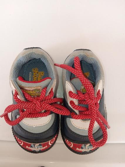 Zapatos Bubble Gummers Talla 19