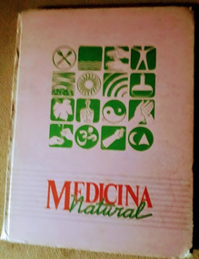 Livro Raro Enciclopédia De Medicina Natural Da Editora Três