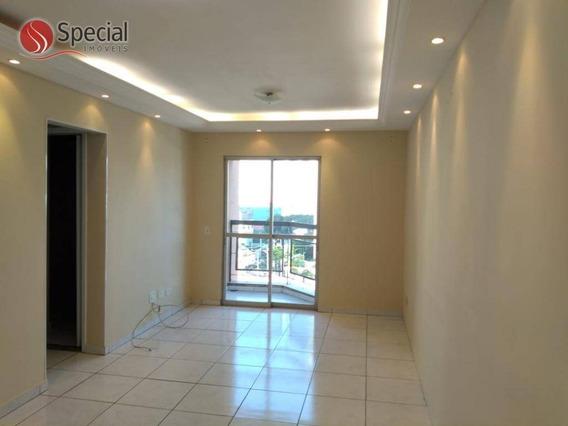 Apartamento Com 2 Dormitórios À Venda, 56 M² - Tatuapé - São Paulo/sp - Ap12417