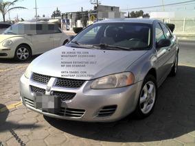 Dodge Stratus 2006 Se Automatico 4 Cil 2.4 Lts *hay Credito