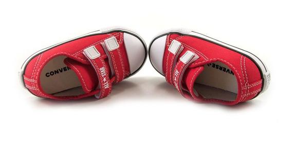 Tenis All Star Converse Velcro Baby - Ck0508