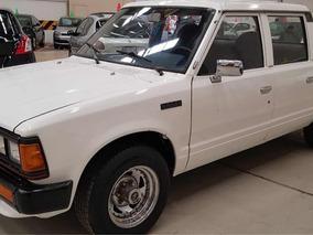 Nissan Np300 Doble Cabina Std 5 Vel 1990