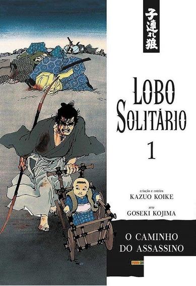 Lobo Solitário 2ª Série - N°1