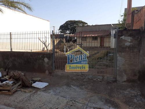 Imagem 1 de 3 de Terreno À Venda, 275 M²  - Jardim Nova Veneza - Sumaré/sp - Te1030