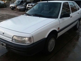 Renault R 21 Gls Alize 1994 Blanco Full Impecable !!