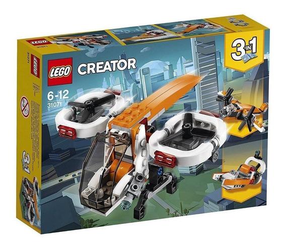 Lego Creator - Modelo 3 Em 1: Veículos De Exploração