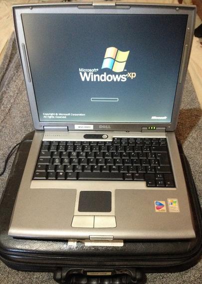 Notebook Dell Latitude D510 - Usado