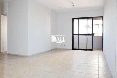 Imagem 1 de 22 de Apartamento Com 3 Dorms, Vila Imperial, São José Do Rio Preto - R$ 448 Mil, Cod: 2733 - V2733
