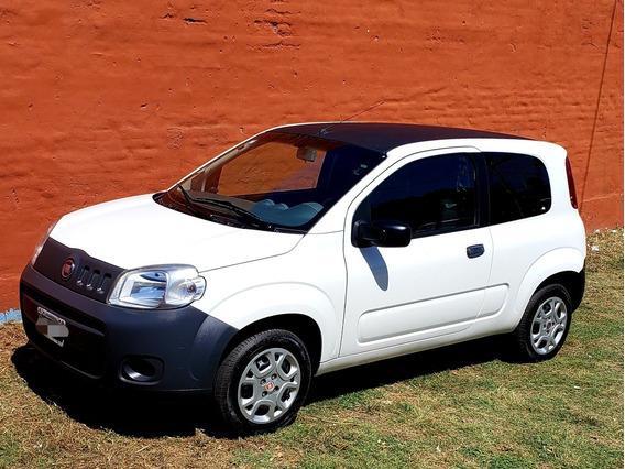 Fiat Uno 1.4 Evo Cargo 2015 Gnc De 5ta Nuevo !!! R/menor