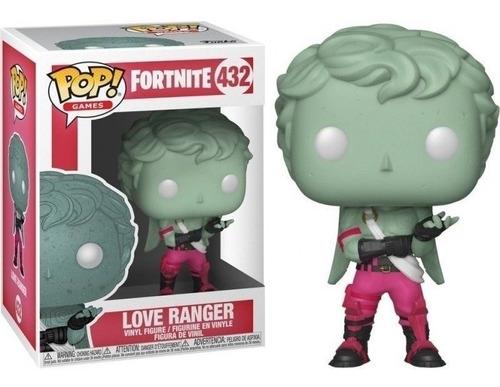 Funko Pop Fortnite Love Ranger 432