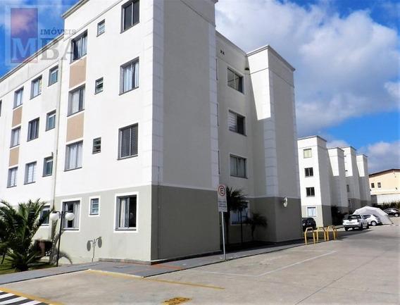 Apartamento Para Venda Em São José Dos Pinhais, Boneca Do Iguaçu, 2 Dormitórios, 1 Banheiro, 1 Vaga - Ap 14348-_1-1213307