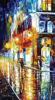 Cuadro Abstracto Impresión Tela Artistica Canvas Tipo Oleo