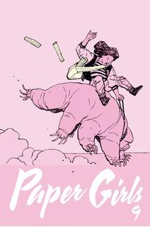 Paper Girls Nº 09 De Brian K.vaughan Comics