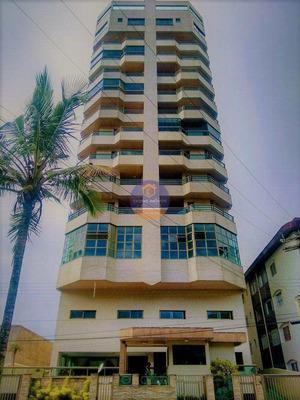 Apartamento Com 2 Dorms, Centro, Mongaguá - R$ 450 Mil