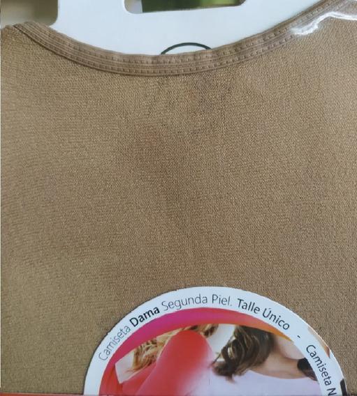 Camiseta Termica Multifilamento Microfibra Manga Larga Nibel
