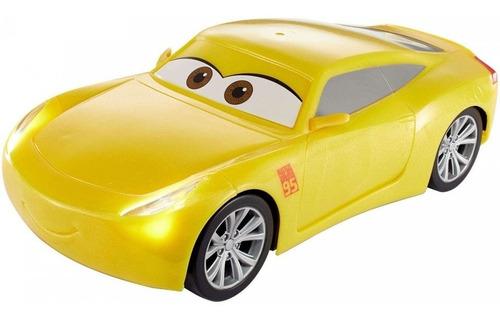 Cars Rayo Mcqueen Cruz Ramirez Sonidos Frases Y Luces Disney