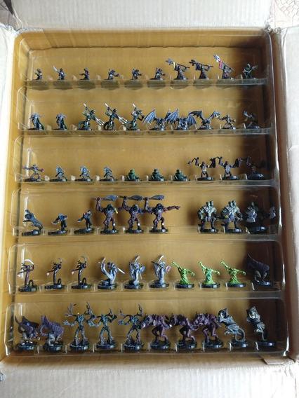 Mage Knight Pyramid - Coleção Completa - Factory Sample Set