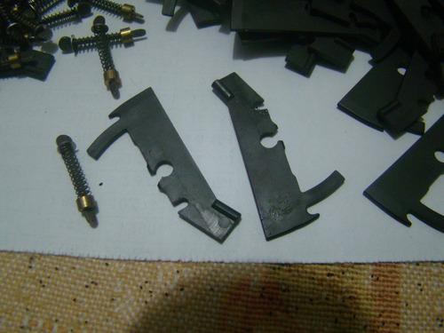 Peças Da Máquina De Tricô Knittax M2 - Lote