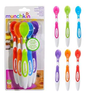 Kit De Colher Infantil 6 Unidades Munchkin ®
