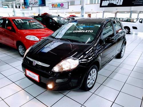 Fiat Punto 1.4 Attractive 8v Flex 4p Manual 2013/2013