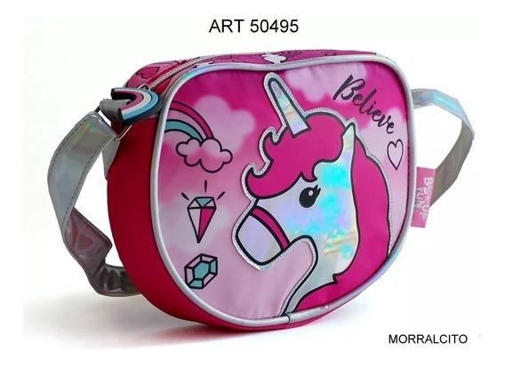 Carterita / Morral / Cartera Infantil Unicornio Original!!!