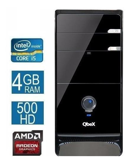 Computador Desktop Qbex I5 2310 4gb 500hd