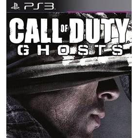Jogo Ps3 Call Of Duty Ghosts Gold Psn Play 3 Dig Promoção