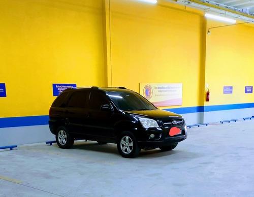 Imagem 1 de 6 de Kia Sportage 2009 2.0 Ex 4x2 Aut. 5p