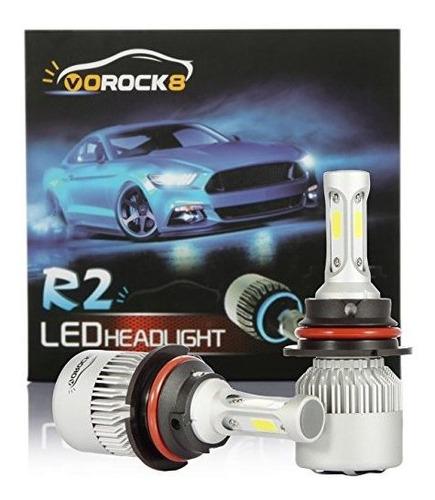 Imagen 1 de 7 de Kit De Conversion Para Luces De Vehiculo De Vorock8 R1
