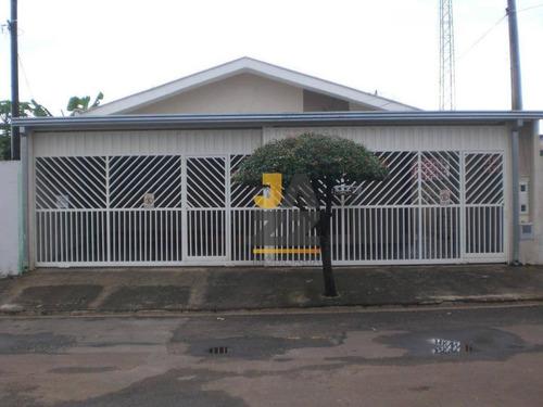 Casa Com 2 Dormitórios À Venda, 100 M² Por R$ 350.000,00 - Jardim Primavera - Sumaré/sp - Ca12743