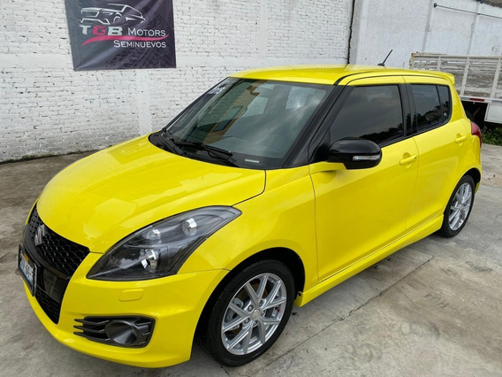 Suzuki Swift Sport 2015 Estándar