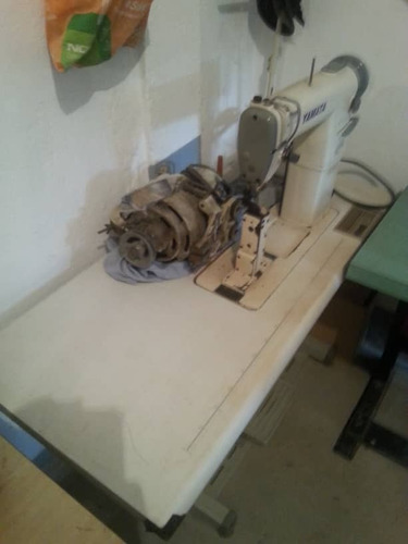 Maquina De Coser Industrial Yamata Calzado