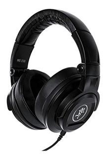 Mackie Auriculares Serie Mc, Negro Mc-250