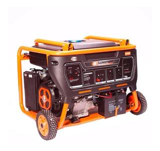 Grupo Elect Generador Naftero 8500w Lg8500ex Lusqtoff Pintum