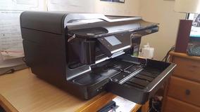 Impressora Hp Multifuncional 7612