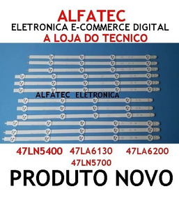 Conjunto De Led Tv Lg 47ln5400 47ln5700 47la6130 47la6200
