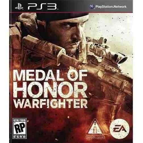 Medal Of Honor Warfighter - Jogos Ps3 Playstation 3