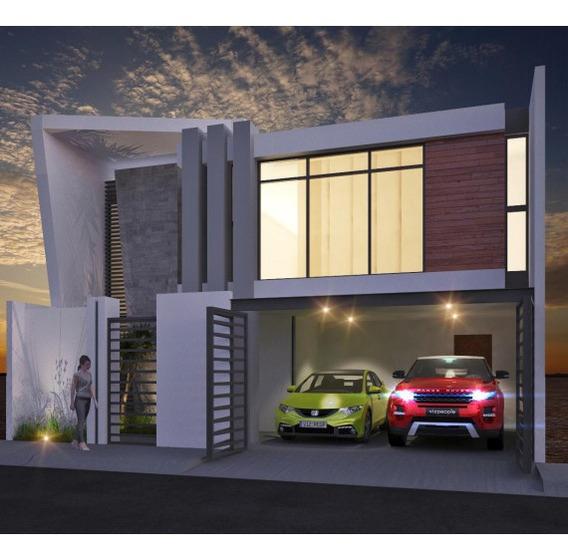 Se Vende Casa En Fraccionamiento Villa Magna