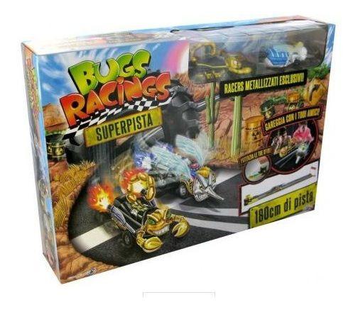 Bugs Racing - Gare D