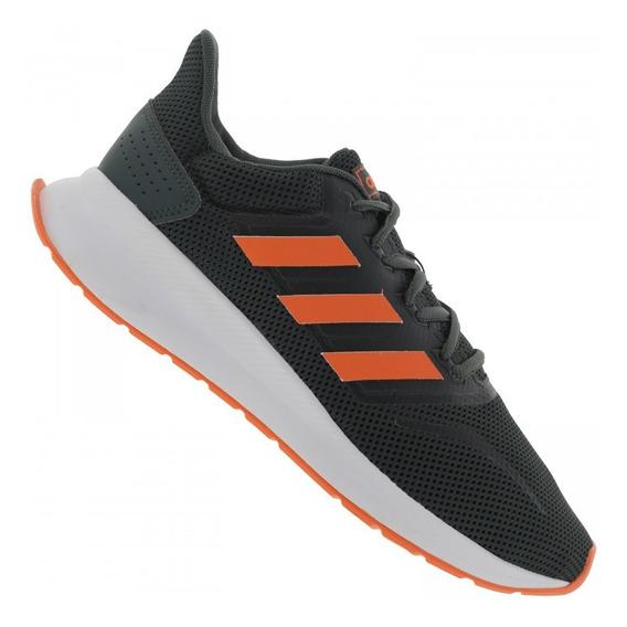 Tênis Sapato Bota adidas Barato Novo Falcon Masculino / Tenis Original E Barato adidas-botina adidas Barata Nova