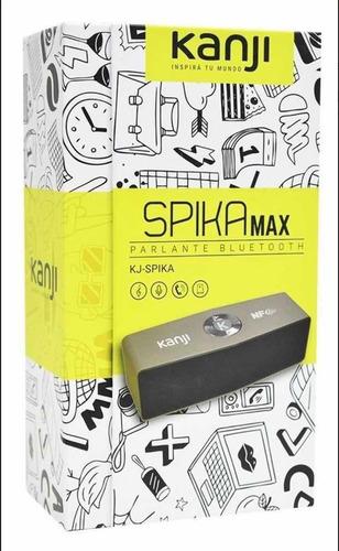 Parlante Portátil Kanji Spika Max Bluetooth