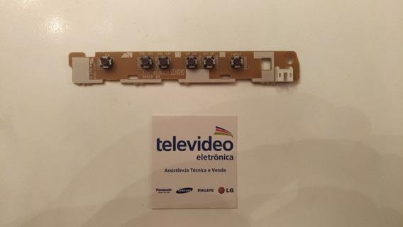 Placa Chave De Função Tv 40 Panasonic Tc-40fs600b