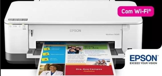 Impressora Multifuncional - Epson Workforce T42wd