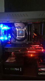 Pc Gamer Completo Intel 144hz Zero Computador Gamer