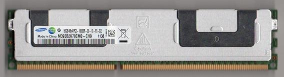Samsung M393b2 K70 Cm0-ch9 Pc3 10600r Ddr3 1333 16 Gb Ecc