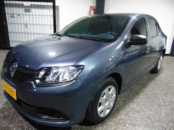 Renault Logan 1.6 Authentique Plus 85cvgnc 5generacion